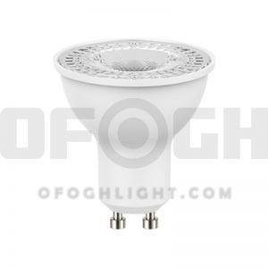 افق لامپ ال ای دی 6 وات (SMD (GU10