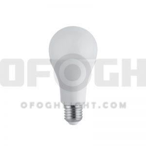 افق لامپ LED حبابدار 20 وات (Bulb)