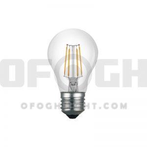 افق لامپ LED حبابدار 6 وات (Filament)