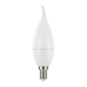لامپ اشکی مات 8 وات افق
