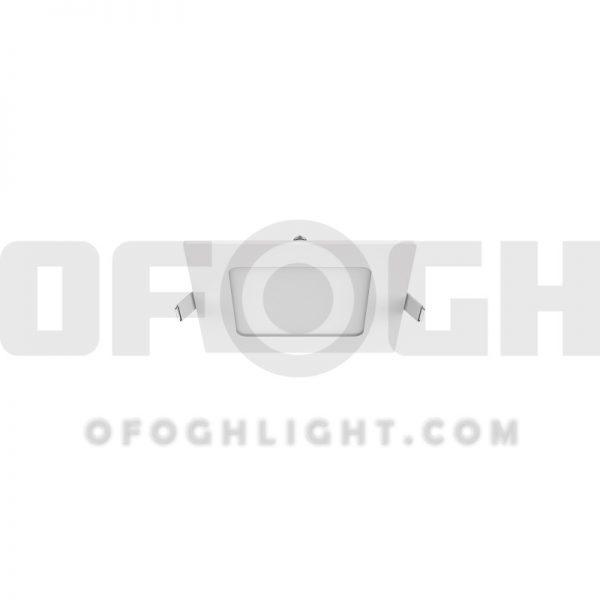 چراغ ال ای دی LED پنل توکار افق