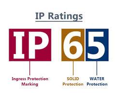 IP یا درجه حفاظت تجهیزات الکتریکی