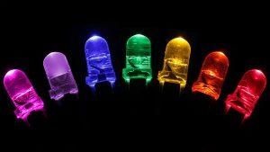خصوصیات LED