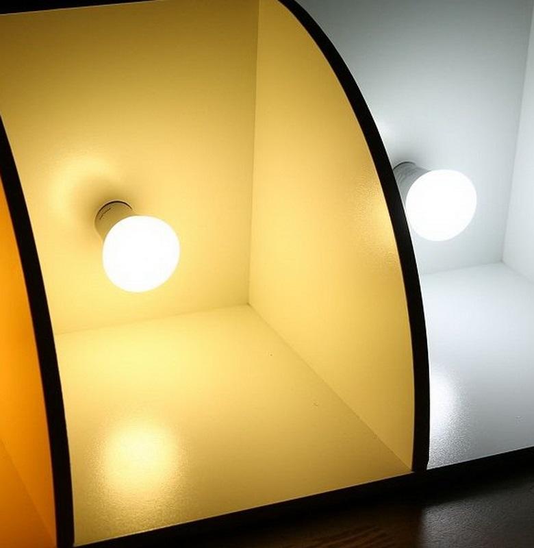 لامپ کم مصرف LED