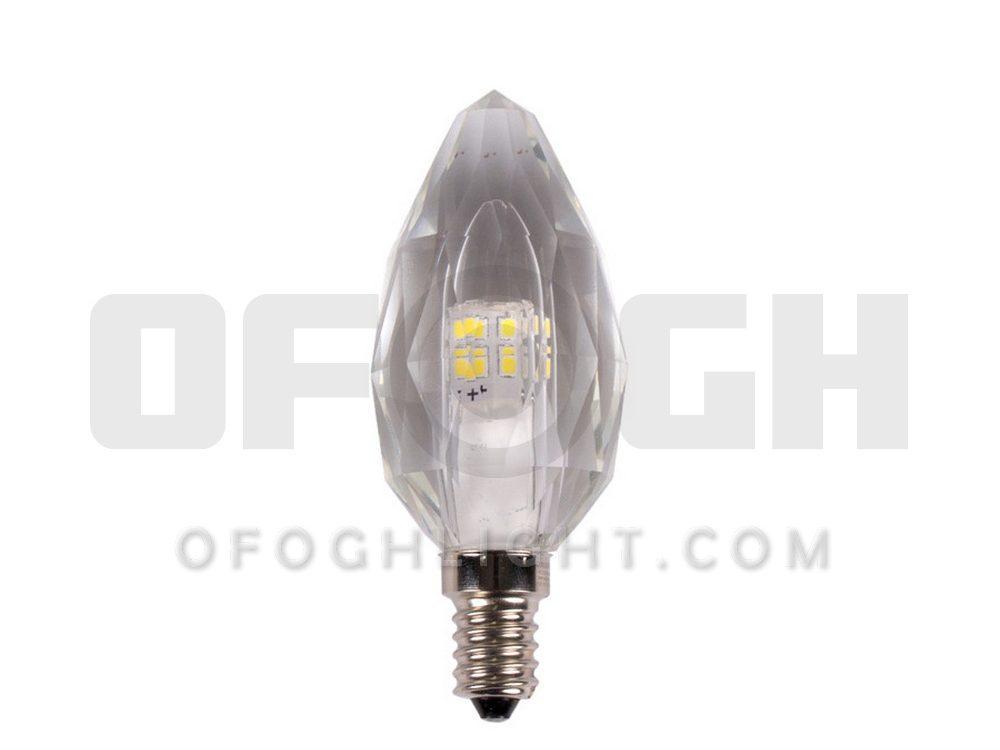 لامپ ال ای دی شمعی