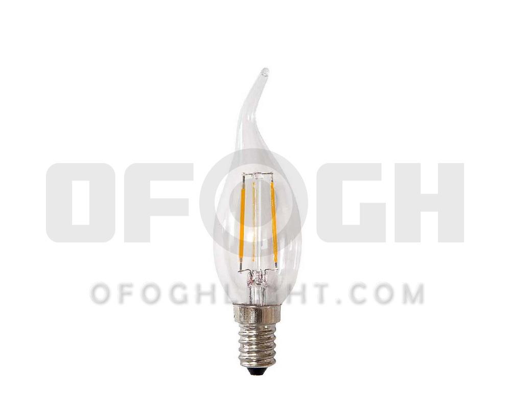 لامپ ال ای دی فیلامنتی