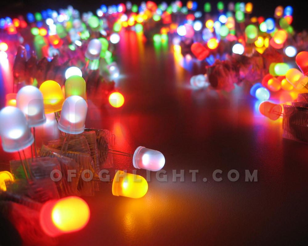 لامپ ال ای دی LED لیزری