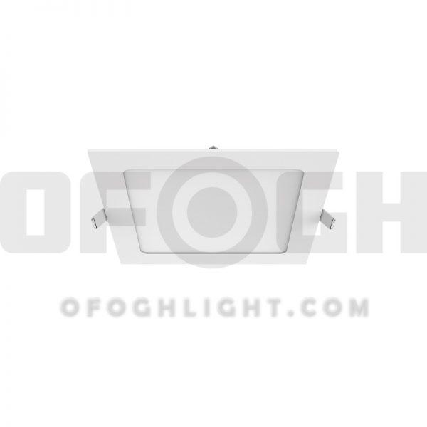 پنل ال ای دی LED توکار مربع 6 وات
