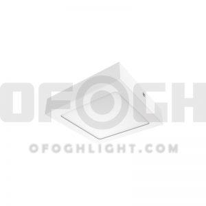 پنل ال ای دی LED روکار مربع افق 12 وات